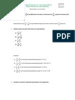 Fracciones Con Solucic3b3n