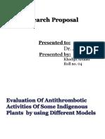 antithrombolitic.pptx