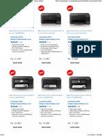 Epson EcoTank Printers _ Epson InkTank Colour Printers Online