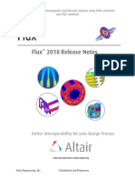 Flux Released notes