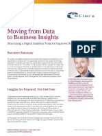 EClerx SMS Whitepaper From Data to Business Insights Distro