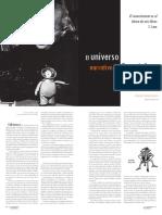 El Universo Narrativo de Stanislaw Lem. Revista u de Antioquia. Orlando Mejía Rivera.