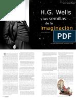 HG Wells y las semillas de la imaginación- revista u de Antioquia- Orlando Mejía Rivera