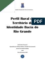 Publicação Perfil Rural Bacia Do Rio Grande