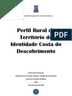 Publicação Perfil Rural Costa Do Descobrimento