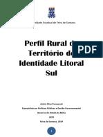 Publicação Perfil Rural Litoral Sul