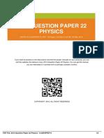 IDd7d9ad90c-2013 question paper 22 physics