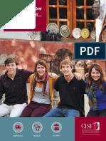 Cisi Brochure