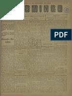 o Domingo 1901-1904 Domingo 02 de Outubro de 1904 n 168 Jornal Montijo