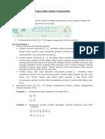Tugas Akhir Modul 3 Matematika