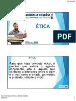 MPU - Ética