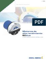 Ecblue Motores de Alta Eficiencia