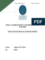 Answer Haggis Field