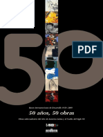 50 Años 50 Obras