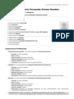 Maria Fernanda Gomez Rondon CV Postgrado 14-05-2019 22 May