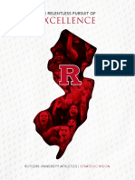 Rutgers Strategic Plan