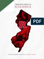 Rutgers Strategic Plan