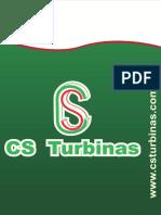 Catalogo Virtual CS Turbinas