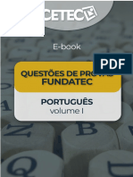E-book Português Fundatec