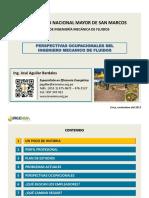 PERSPECTIVAS OCUPACIONALES DEL  INGENIERO MECANICO DE FLUIDOS