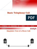 Basic Telephony Call