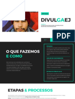 Divulgaej - Portfolio