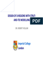 dESIGN OF D REGIONS STRUT AND TIE.pdf