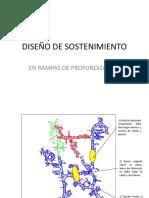 Diseño de Sostenimiento en Rampas Mineras