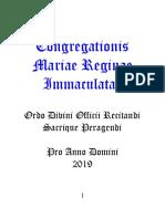 Ordo 2019 (Small)