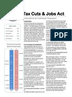 Tax Cuts and Jobs Act Individuals 2018