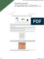 Consejos para aprender a jugar al ajedrez.pdf