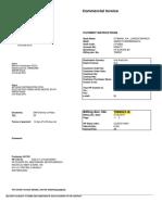 2. Customs Invoice 7986521-B