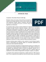 Historia Del Triaje v1