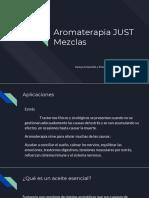 Aromaterapia Mezclas