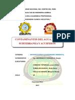 CONTAMINANTES DEL AGUA, AGUA SUBTERRANEA Y ACUIFEROS.docx