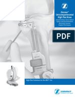 Zimmer® Unicompartmental High Flex Knee