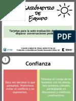 Team Barometer (Español) - Slideshow