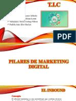 Pilares de Marketing