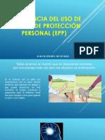 Importancia Del Uso de EPP - Reunión Grupal