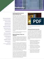 Isoc Organizational Membership