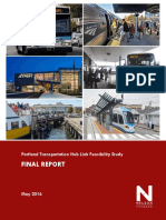 Portland Hub Link Feasibility Study FINAL REPORT - May2016