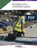 VMZINC Standing Seam Install Guide 2015 R5.pdf