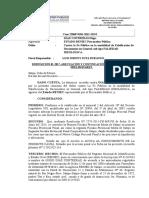 Apertura 318 2015 Falsedad Ideologica