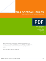 IDaf0f91396-2013 piaa softball rules