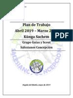 Plan de Trabajo 2019_KS