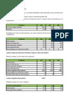 Caso Practico Unidad 3 Analisis de Costos Solucion