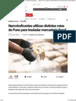 noticias narcotraficantes