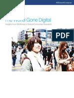 The World Gone Digital