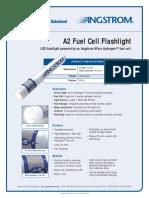 Fuel Cell Flashlight