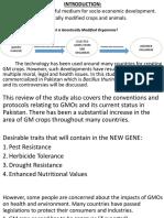 GMO Case Study (Half)